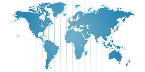 Worldwide Scale